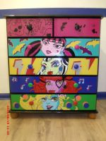 Monster High drawers 1 by Will1885