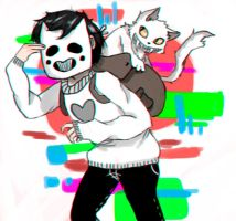 Zacharie and The Judge by zullyvantas