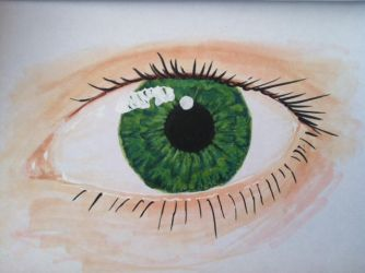 Eye by manicimages