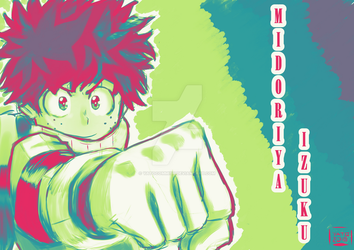 DEKU!! by yatocommish