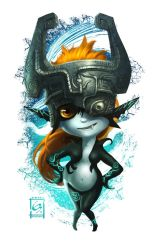 Midna by Emortal982