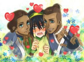 ATLA: Say cheeeese~ by fanservice25
