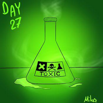 Day 27 by MikoMei