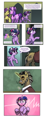 Mister Discord: Part 1 by Lopoddity