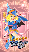 Dark Magician Girl pose! by NickyD67