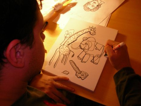 Drawing.. by carabelli