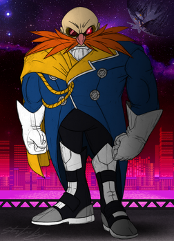 The Eggman by MolochTDL