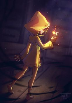 Little Nightmares: 6 by Kate-FoX