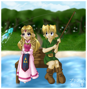 ::.Going Fishing.:: by brigette