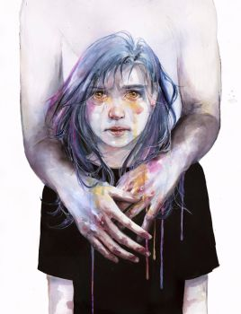 tiny creature by agnes-cecile