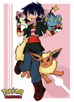 .: You and Me and Pokemon :.