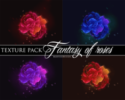 Fantasy of Roses by Marysse93