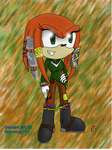 //*Request*// Larna-Jen the Echidna by Storming777