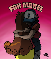 Doodle: For Mabel by Chillguydraws
