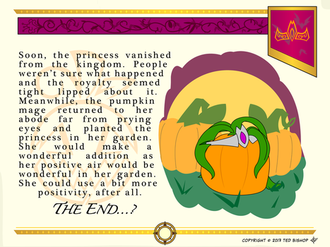 Another Princess Story - Personal Favorite by Dragon-FangX