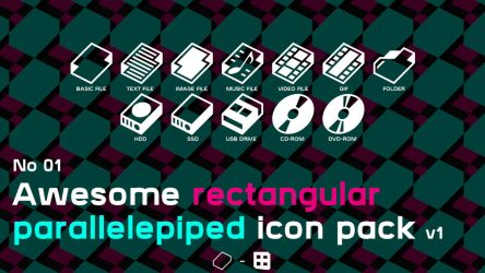 ARP Icon Pack by Ray-one