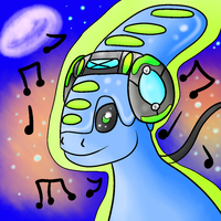 Contest: Feel the music stars by Azuria992