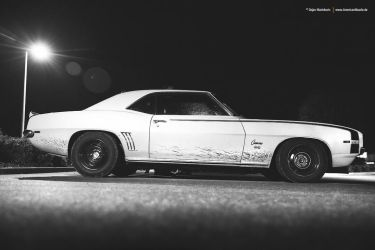 1969 Camaro SS Night Rider by AmericanMuscle