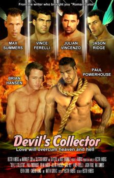 Devil's Collector - Poster by HectorHimeros