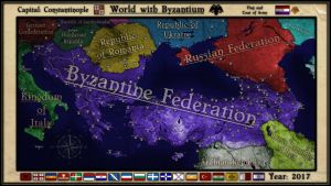 Byzantine Federation|Alternate World by Breakingerr