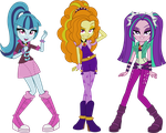 The Dazzlings (Resources) by ImperfectXIII