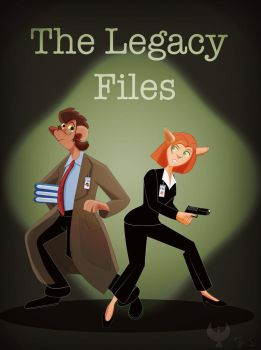 The Legacy Files by Fox-The-Wandering