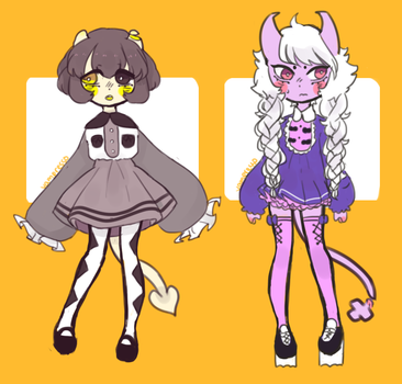 daecera adopts 4: offer 2 adopt * closed * by vampresso