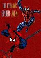 The Dynamic Spider-Men by stick-man-11