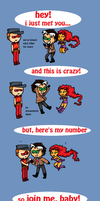 dc: jaybird and the outlaws by Jaybird23