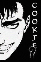 Berserk Cookie by ex8ros