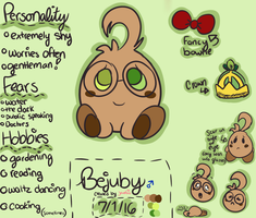 Meet Bejuby! by jewelsio