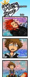 KH2 Spoof: fade by jojo56830