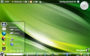 Windows Seven March 08 Concept by xazac87