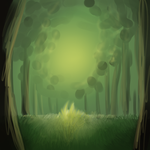 Once Upon a Forest  by nessie904