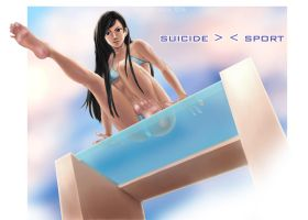 suicide sport by Navetsea