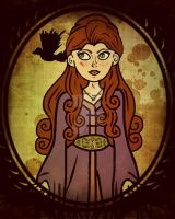 Sansa Stark by Little-Birds-Art