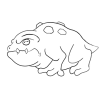 Toad Beast Animation by Toadstool-Comics
