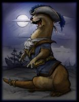 The Captain by JollyOtter