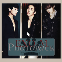 Photopack Exo-M 006 by DiamondPhotopacks