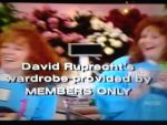 Supermarket Sweep David Ruprecht wardrobe credit by dth1971