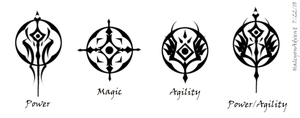 ToSins: Runes by HalcyonAdvent