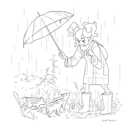 Rainy Day by level5pencil