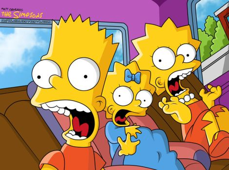 The Simpsons Kids. :Finalized: by moxie2D