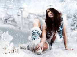 Lulu: Winter Girl by xJessey