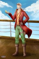 Captain Wolcrest the Aviator by Agent505