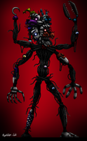How I would've done Molten Freddy differently by Playstation-Jedi