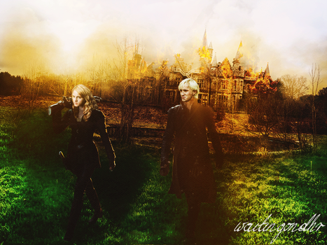 War!Dramione Au by waitingondhr