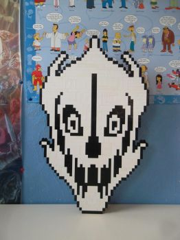 LEGO  Gaster Blaster by ProfMadness
