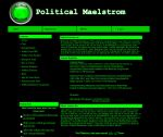 Political Maelstrom Layout by EspionageDB7