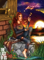 The Last of Us - Believe in the Fireflies by StephanieHolder